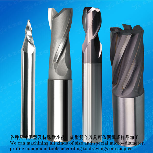 Roughing Milling Cutter