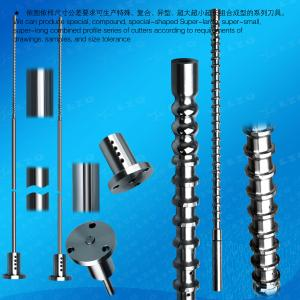 Gun-Barrel Broach, Carbide Broach
