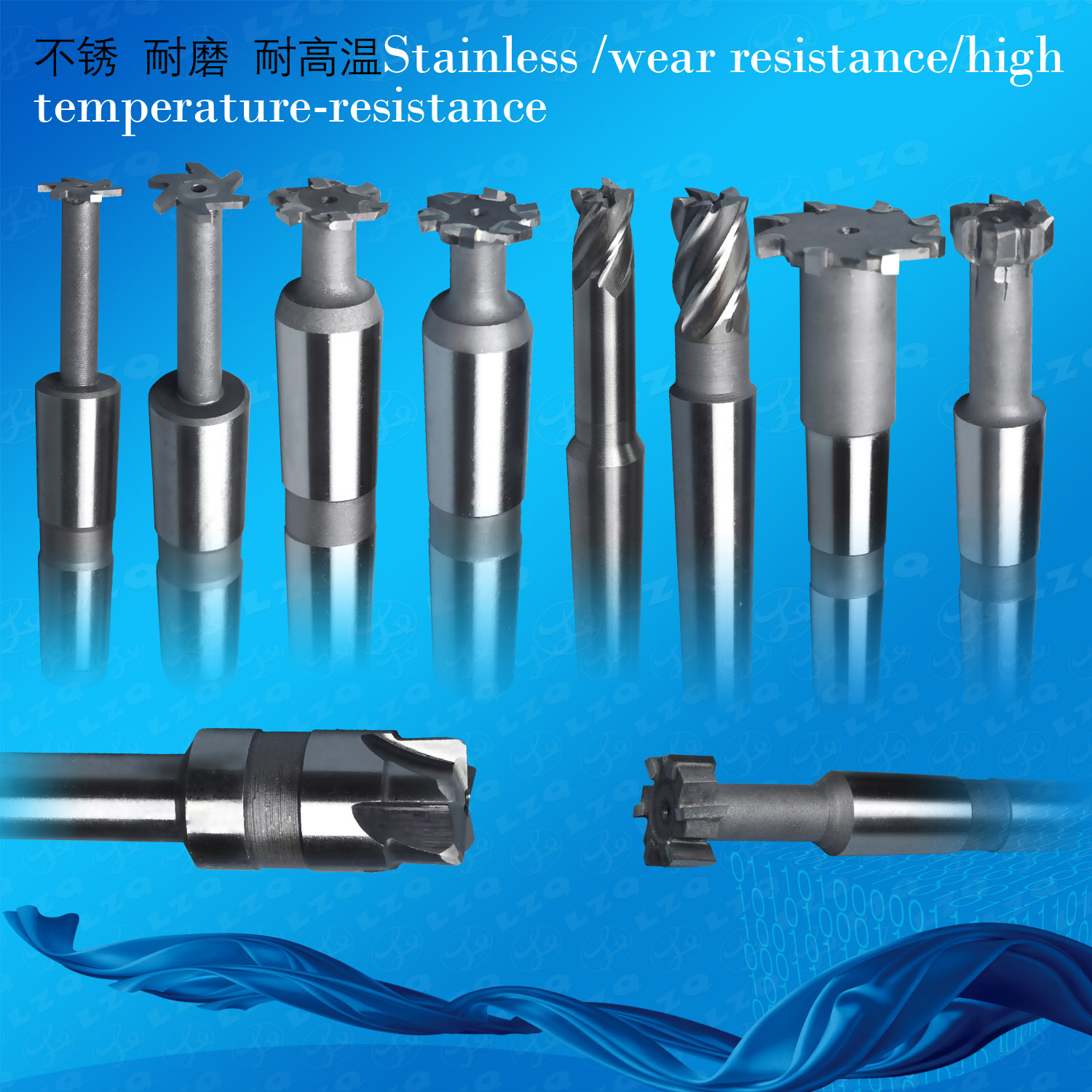 Forming Drill, ASP30, Step Drill, High Speed Tool Stee