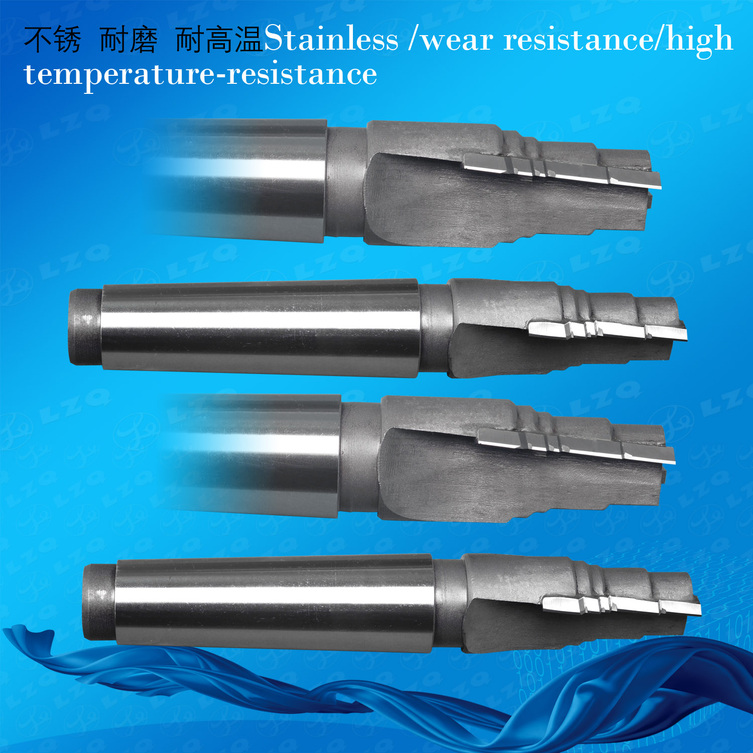 Step Drill, HSSE, Forming Drill, Powder Cobalt High Speed Steel