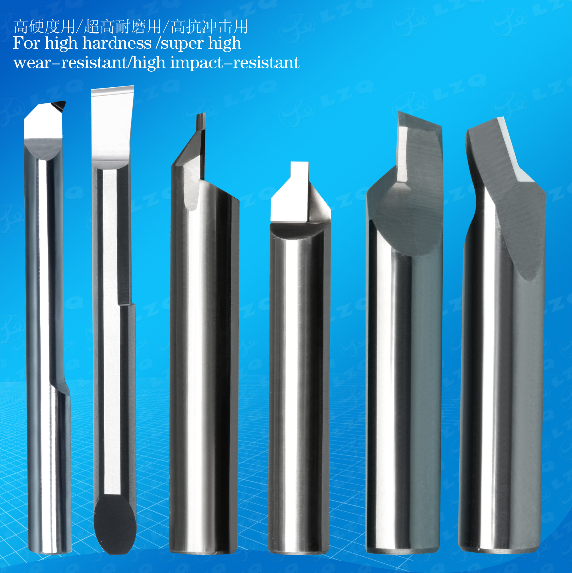 Boring Cutter, Hard Alloy Boring Cutter, Carbide Boring Cutter