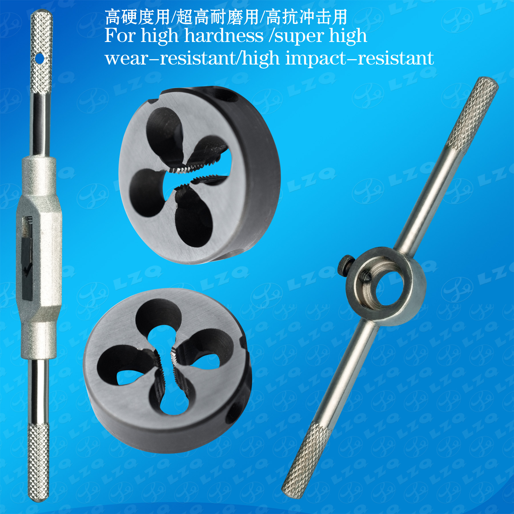 Carbide Screw Tap, Tungsten Steel Screw Tap, Drilling And Tapping Screw Tap