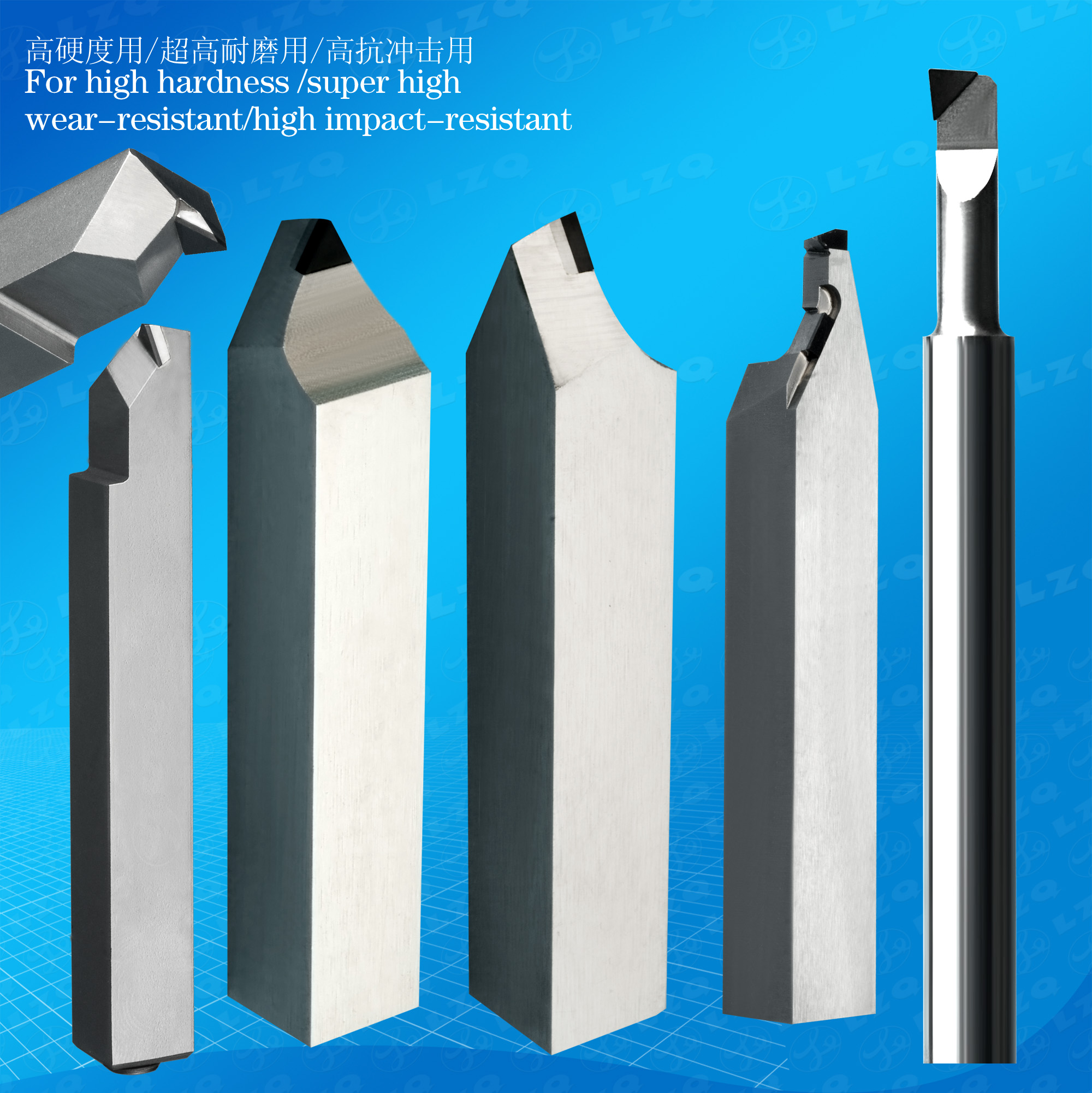 Diamond Boring Cutter, Diamond Boring Cutters, PCD Boring Cutter