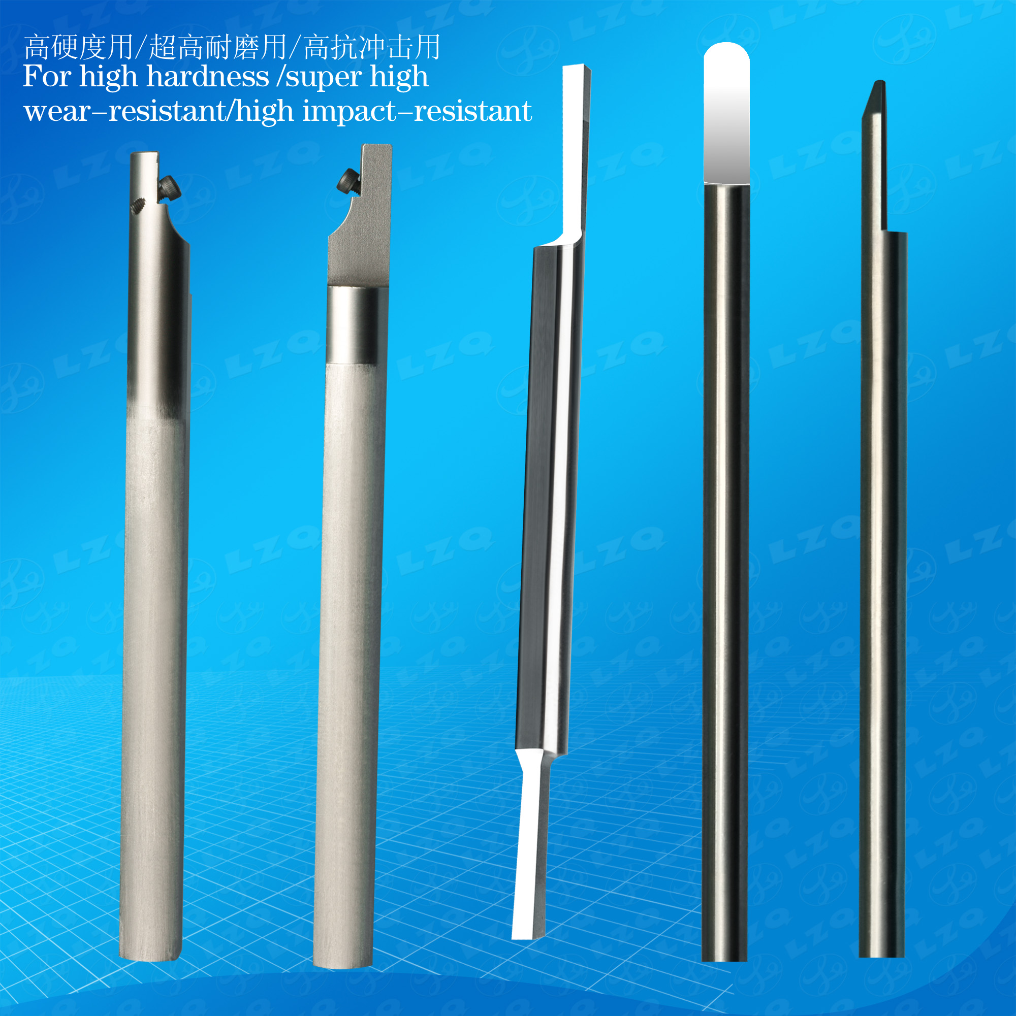 Fine-Finishing Processing Turning Tool, Boring Cutter With Internal Thread
