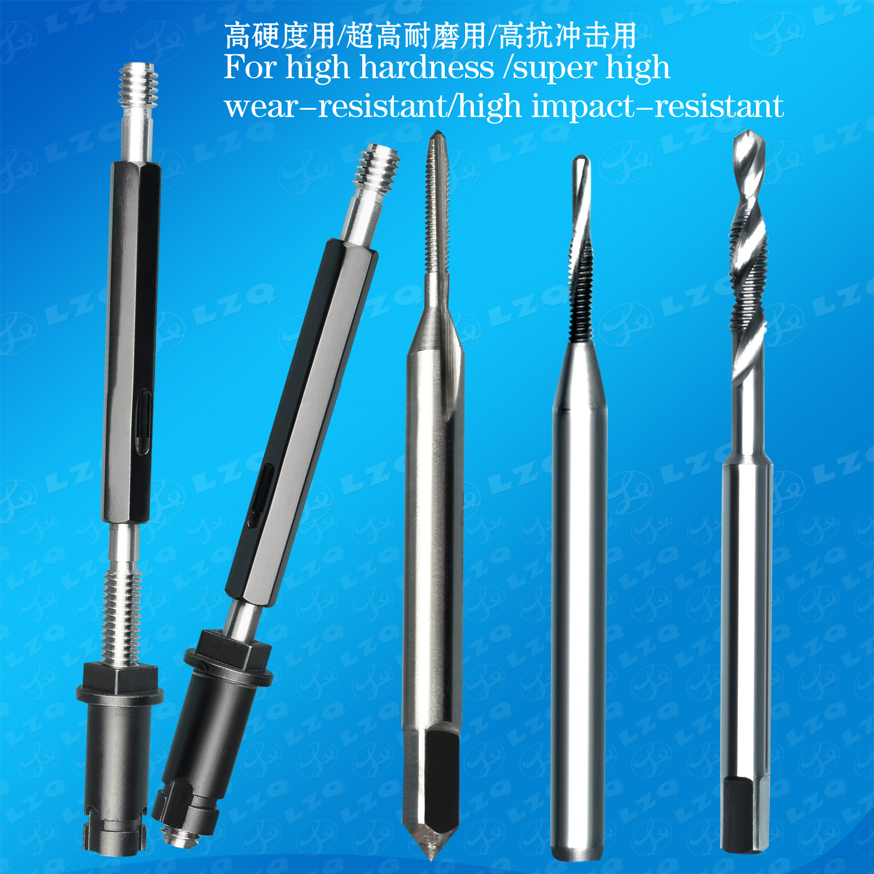 Spiral Tap, Spiral Screw Tap, Imported Screw Tap, Imported Tap