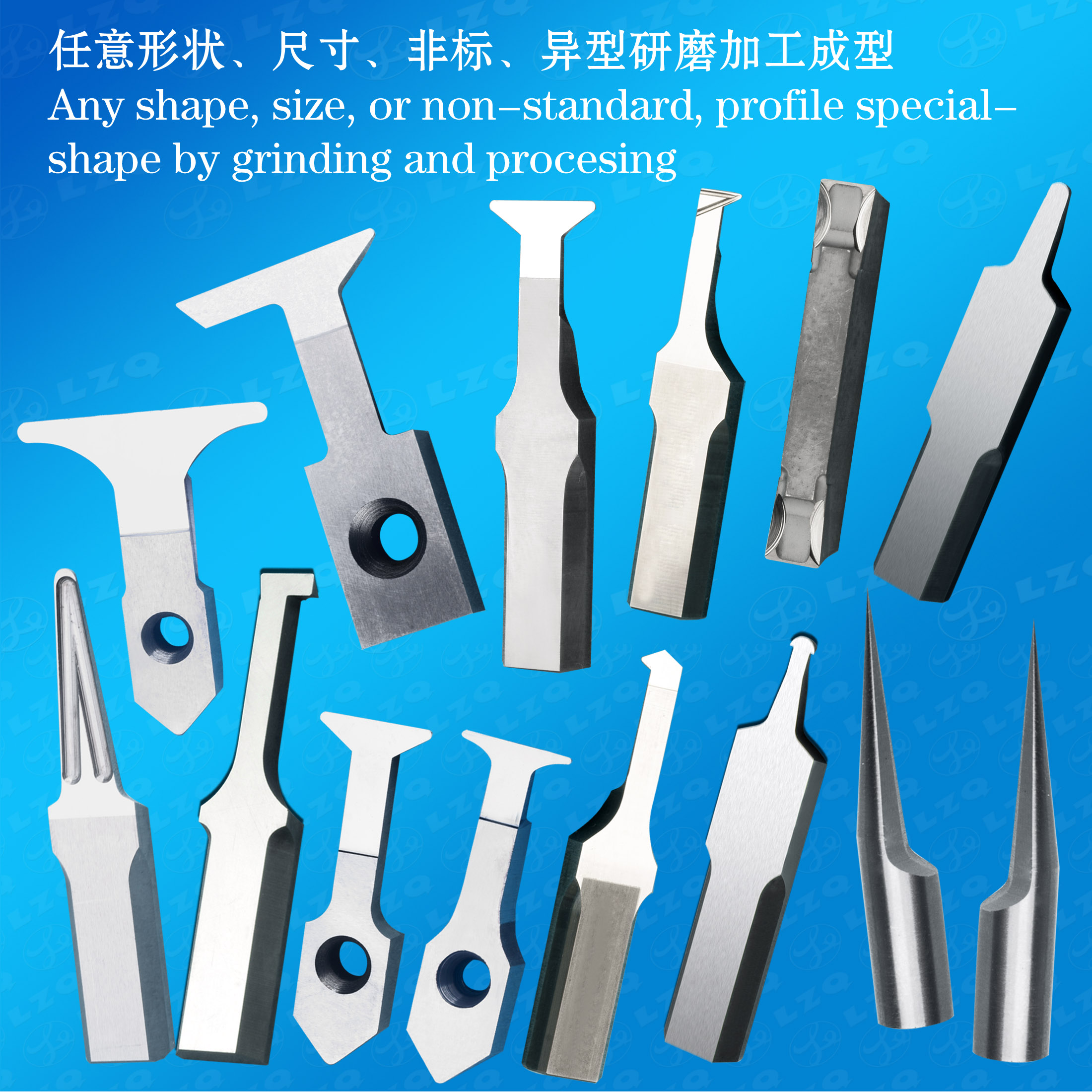 Seal Ring Cutters, Seal Ring Grooving Inserts, Hard Alloy Cutters