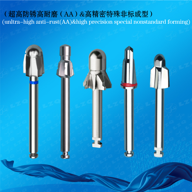 Terminal Conial Drill