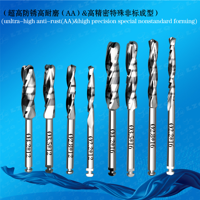 Dental Implant Chamfer Drill Tool Cutter