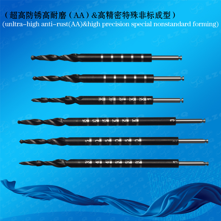 Stepwise Drill Stainless Steel Lengthening Drill Medical Lengthening Drill