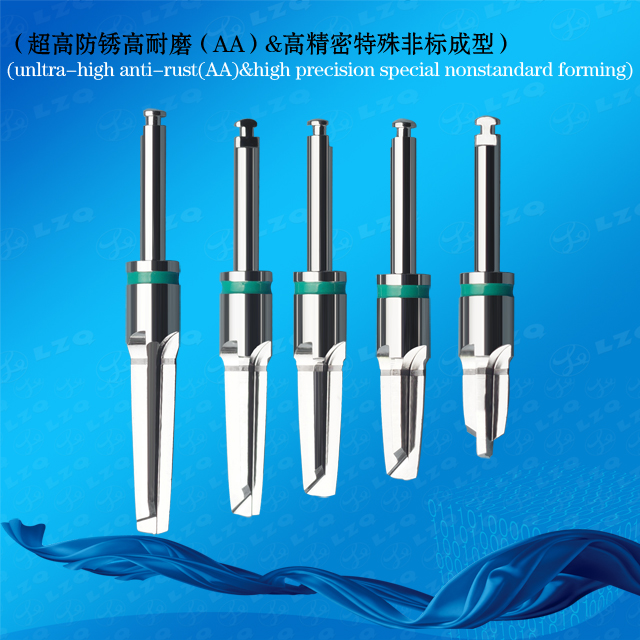 Cortical Bone Non-Irrigated Initial Drills Dental Irrigated Tapered Drill Non-Irrigated Drills For S