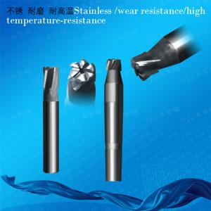 CNC Lathe Tool Tungsten Carbide Milling Cutter Corkscrew Spin Reamer