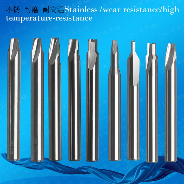 profile mill,Smart Card carbide milling cutter