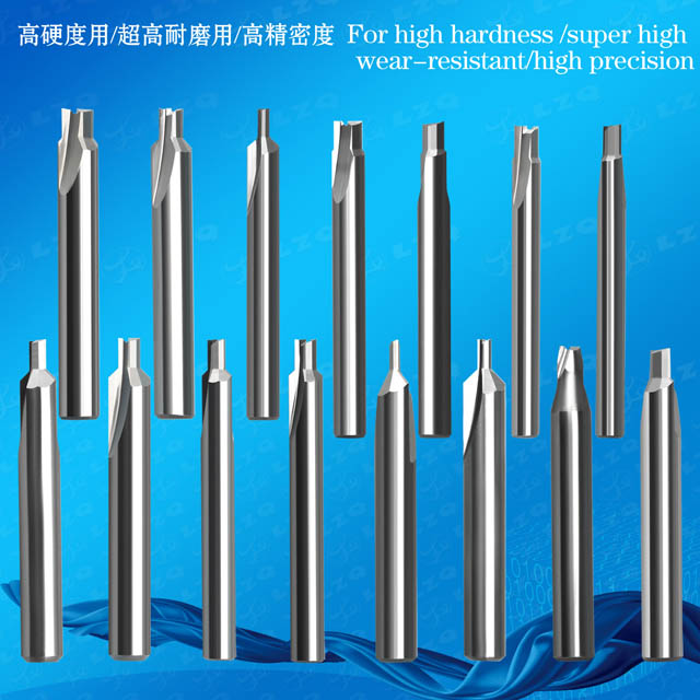 Smart Card High Precision Mills,ABS Milling Tools
