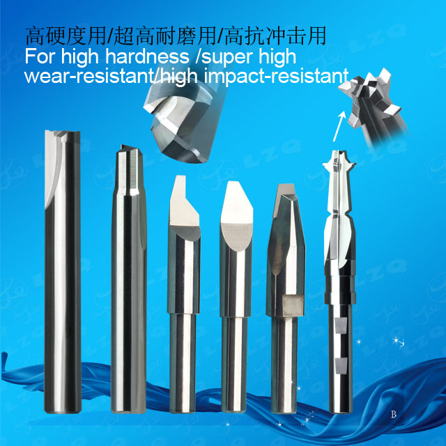 Smart Card Mills,R Milling Cutter,Carbide Concave R Milling Cutter