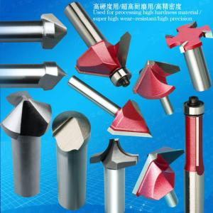 Alloy Chamfering Cutter,R Angle Chamfering Cutter