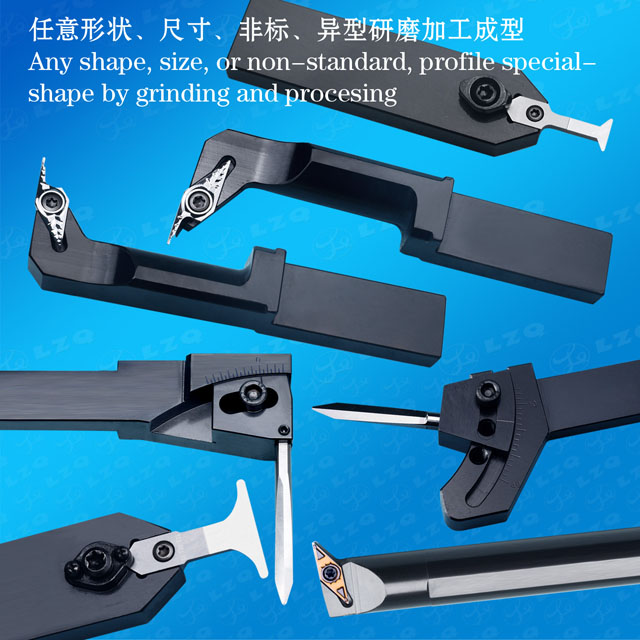 Threading Tool,Precision Turning Tool,Mechanically-Clamped Turning Tool