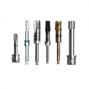 Crew Tap Medical Screw Tap Medical Milling Cutter